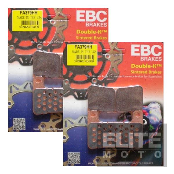 EBC FA379HH Sintered Front Brake Pads