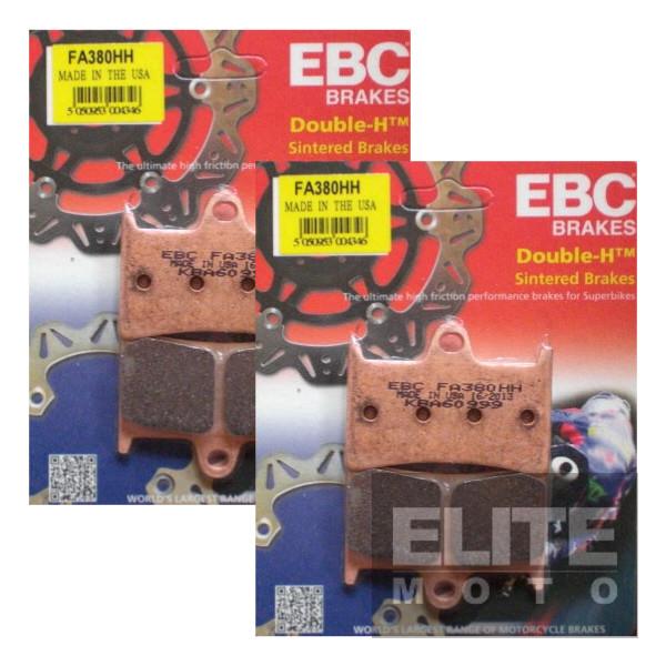 EBC FA380HH Sintered Front Brake Pads