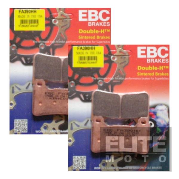 EBC FA390HH Sintered Front Brake Pads