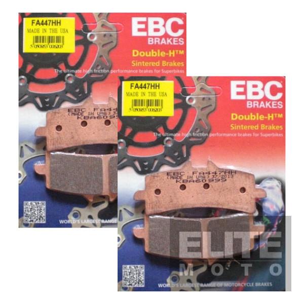EBC FA447HH Sintered Front Brake Pads