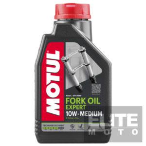 Motul Expert Semi-Synthetic Fork Oil 10w