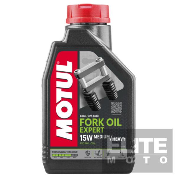 Motul Expert Semi-Synthetic Fork Oil 15w