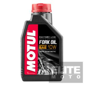 Motul Factory Synthetic Fork Oil 10w