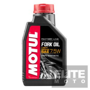 Motul Factory Synthetic Fork Oil 7.5w