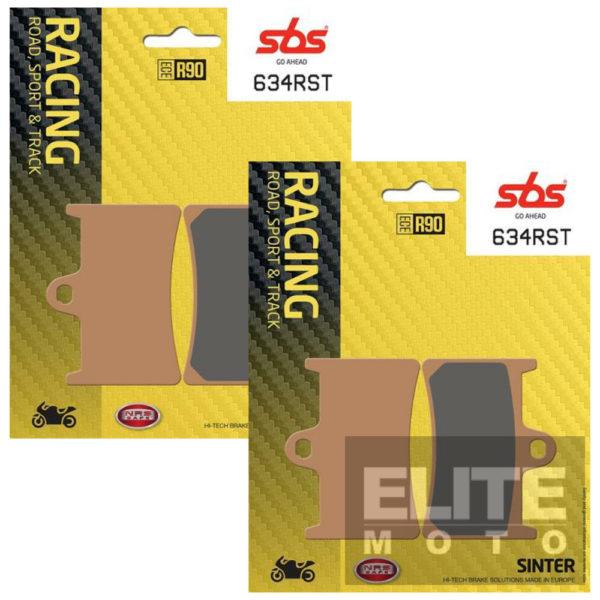SBS 634RST Sintered Front Brake Pads