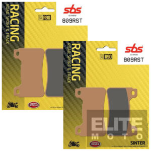 SBS 809RST Race Sinter Front Brake Pads