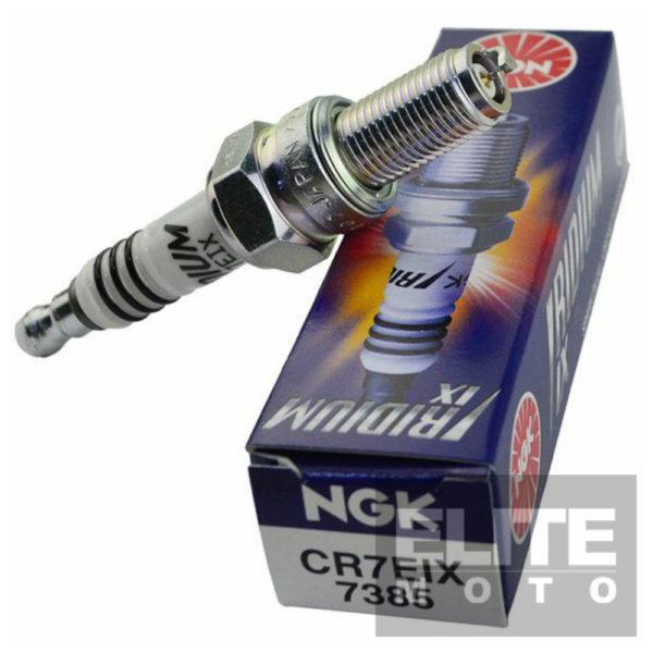 NGK CR7EIX Iridium Spark Plug (7385)