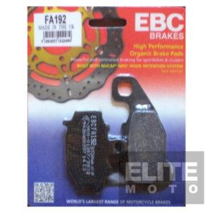 EBC FA192 Rear Brake Pads