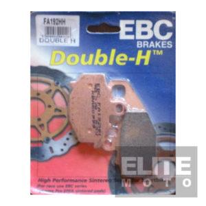 EBC FA192HH Sintered Rear Brake Pads