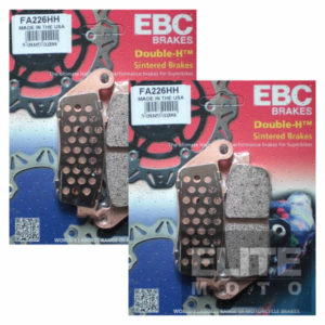 EBC FA226HH Sintered Front Brake Pads