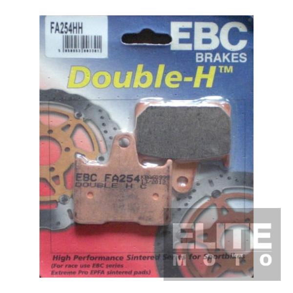 EBC FA254HH Sintered Rear Brake Pads