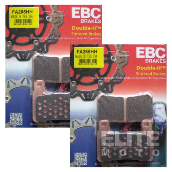 EBC FA265HH Sintered Front Brake Pads
