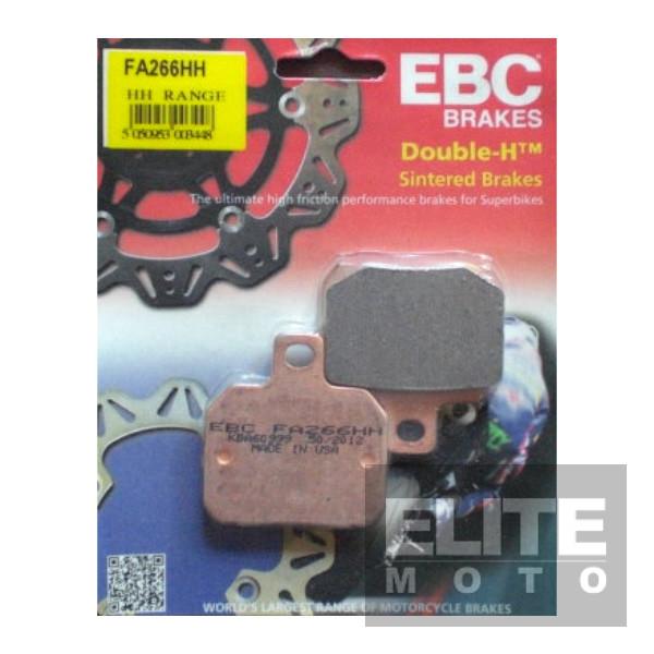 EBC FA266HH Sintered Rear Brake Pads