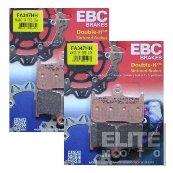 EBC FA347HH Sintered Front Brake Pads