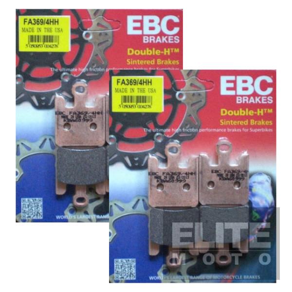 EBC FA369/4HH Sintered Front Brake Pads