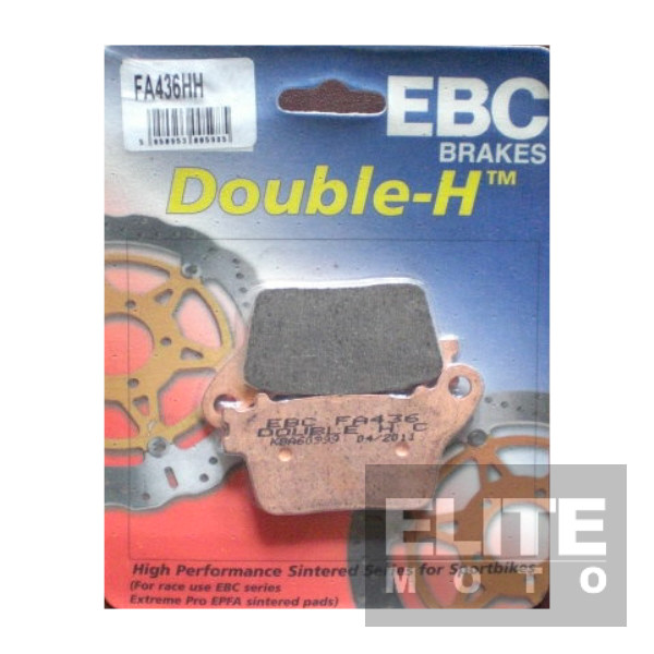EBC FA436HH Sintered Rear Brake Pads