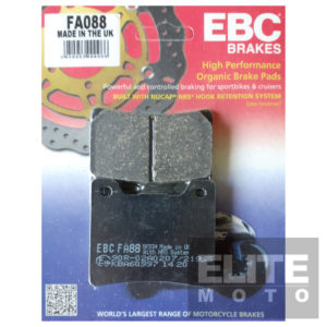 EBC FA088 Rear Brake Pads