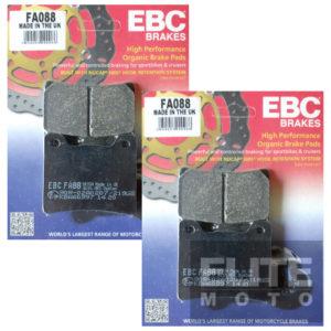 EBC FA088 Front Brake Pads