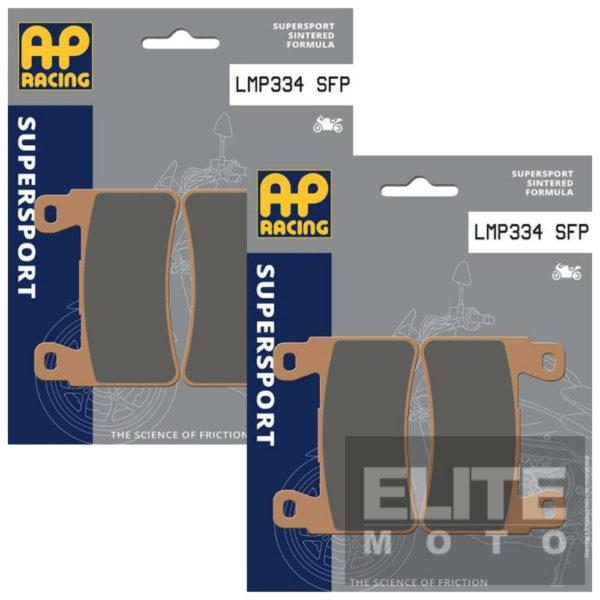 AP Racing 334SF Sintered Front Brake Pads