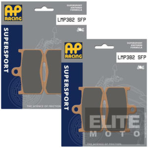 AP Racing 382SF Sintered Front Brake Pads