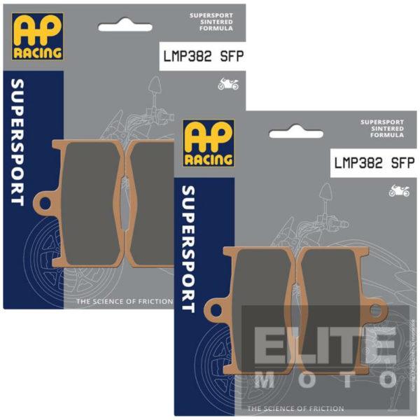 AP Racing 382SF Sintered Front Brake Pads