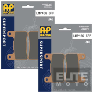AP Racing 406SF Sintered Front Brake Pads