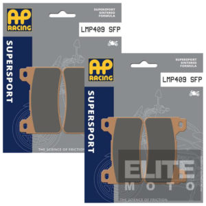AP Racing 409SF Sintered Front Brake Pads