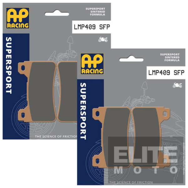 AP Racing 409SF Sintered Front Brake Pads
