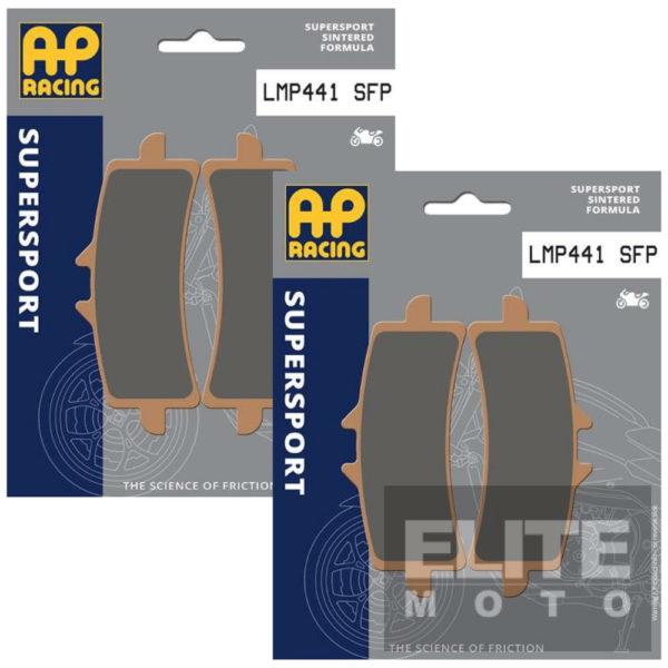 AP Racing 441SF Sintered Front Brake Pads