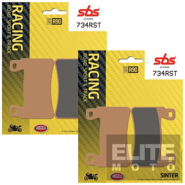 SBS 734RST Sintered Front Brake Pads