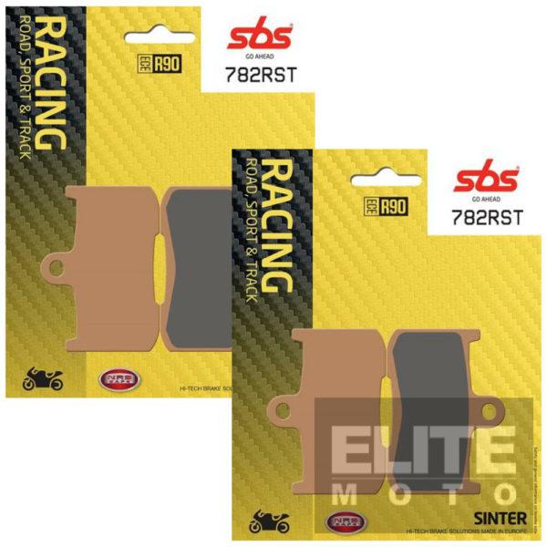 SBS 782RST Sintered Front Brake Pads