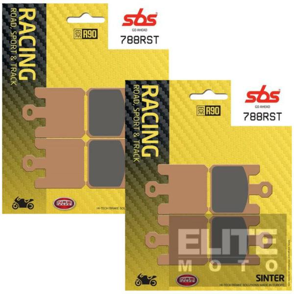 SBS 788RST Sintered Front Brake Pads