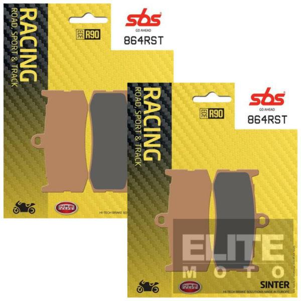SBS 864RST Sintered Front Brake Pads