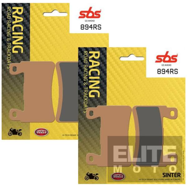 SBS 894RS Race Sinter Front Brake Pads