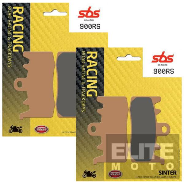 SBS 900RST Race Sinter Front Brake Pads