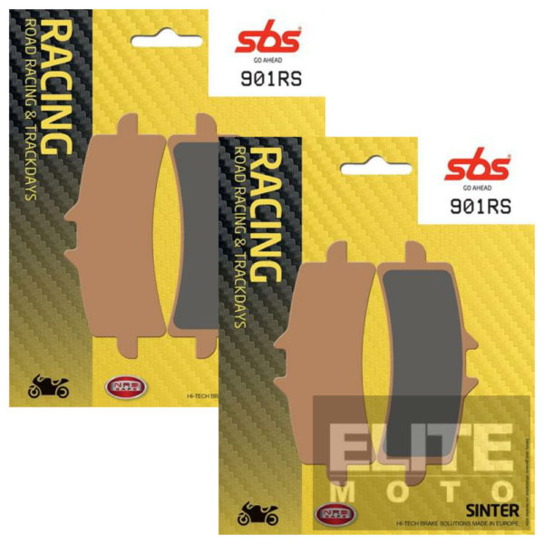 SBS 901RST Race Sinter Front Brake Pads