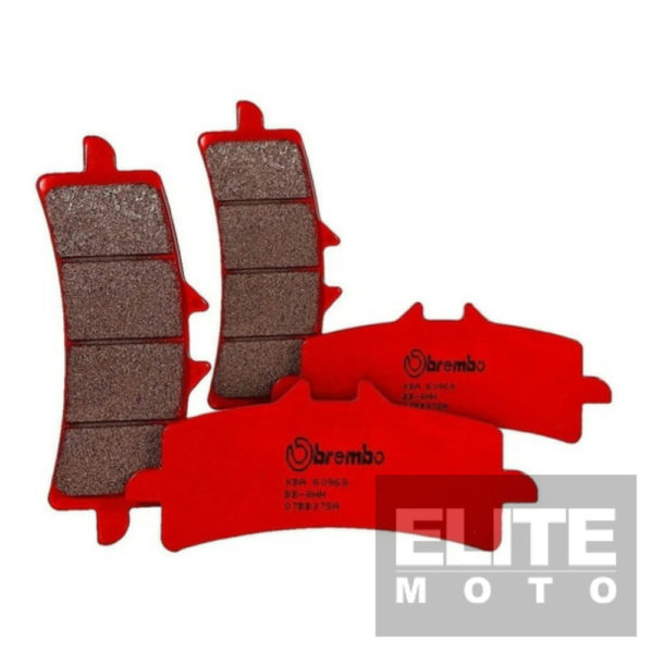 Brembo Sintered Front Brake Pads - 07BB37SA