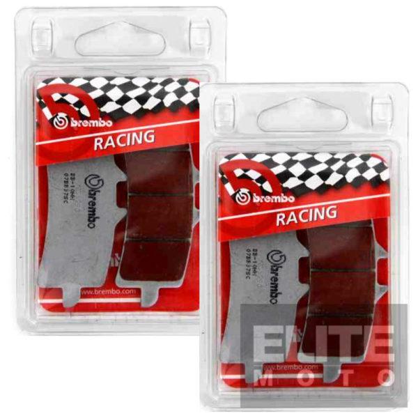 Brembo 07BB37SC Sintered Racing Front Brake Pads