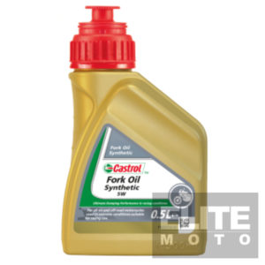 Castrol Synthetic Fork Oil 5w