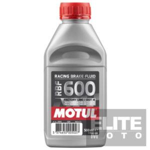 Motul RBF600 Brake Fluid.