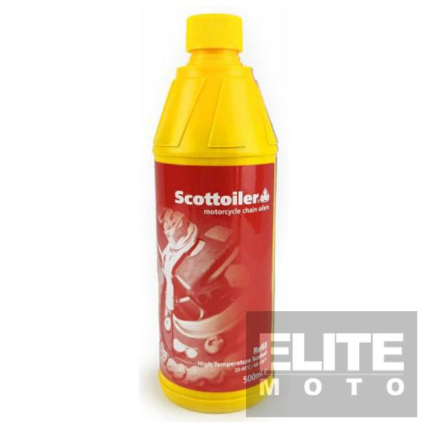 ScottOiler Red Refill 500ml