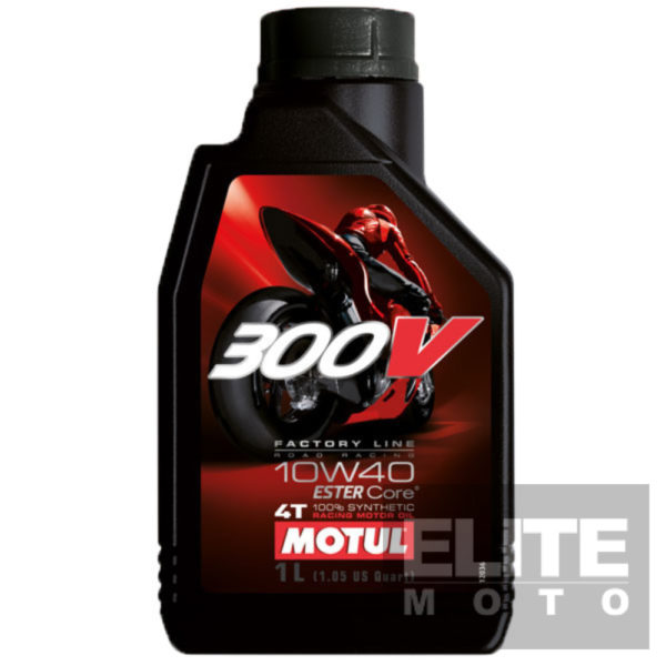Motul 300v 10w40 1 litre