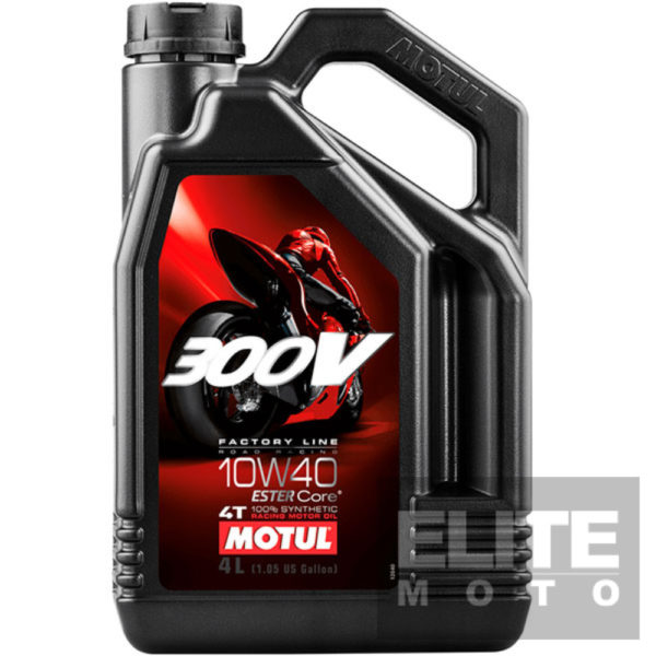 Motul 300v 10w40 4 litre