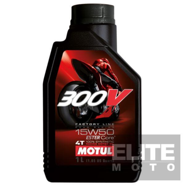 Motul 300v 15w50 1 litre