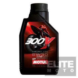 Motul 300v 5w30 1 litre