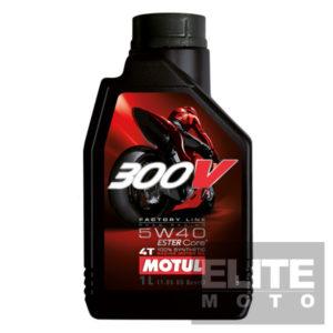Motul 300v 5w40 1 litre