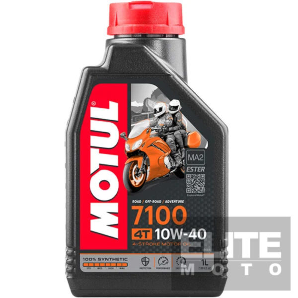 Motul 7100 10w40 Synthetic Engine Oil - 1 litre