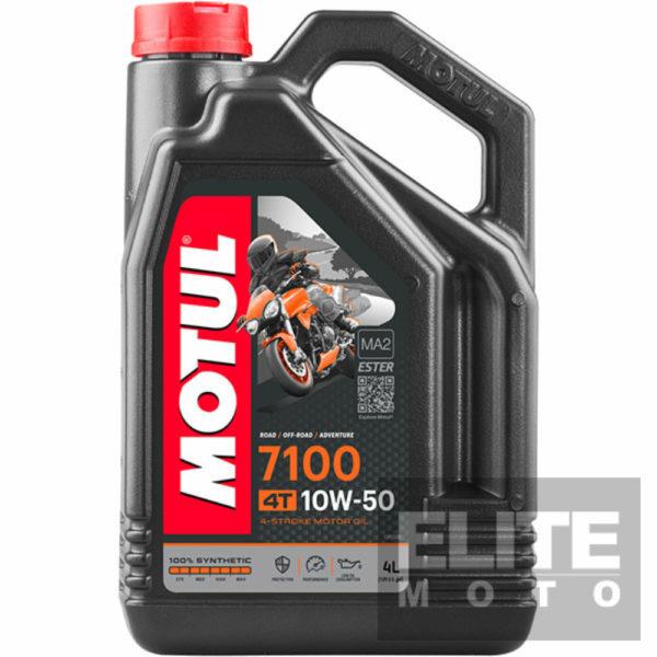 Motul 7100 10w50 Synthetic Engine Oil - 4 litre