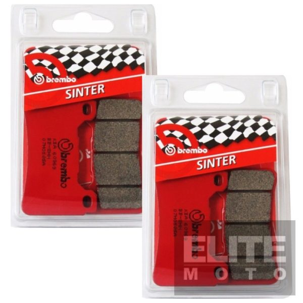 Brembo Sintered Front Brake Pads 07HO50SA